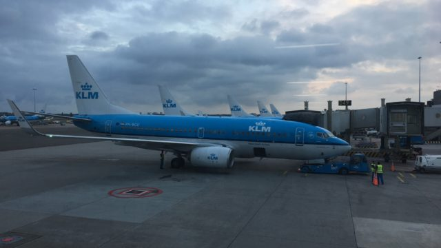 オランダ航空(KLM)に乗ってみた感想【フライト・食事・乗務員・サービス】