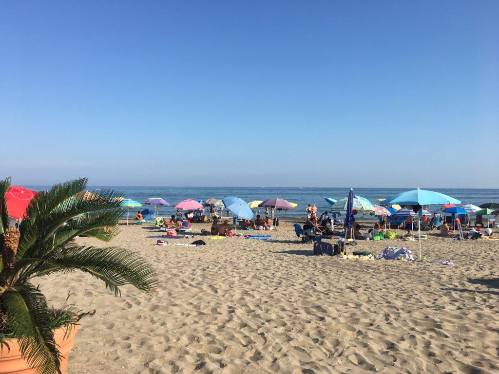 ベネチアのビーチ①