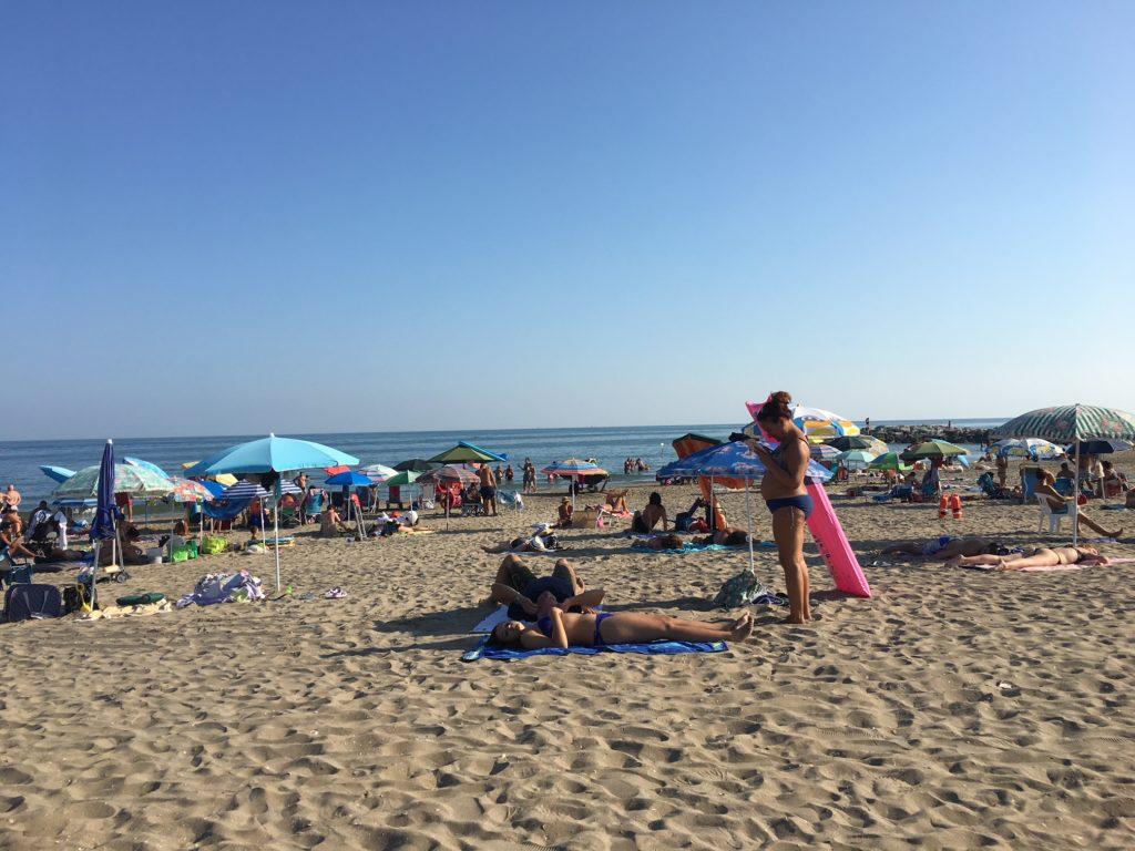 ベネチアのビーチ②